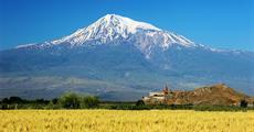 Nachičevan, Jižní Kavkaz a Noe