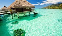 Nový Zéland a Moorea (Tahiti)