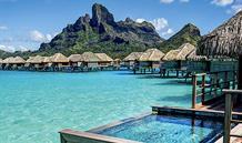 Nový Zéland a Bora Bora (Tahiti)