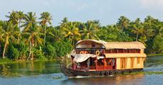 Jižní Indie a relax v Goa