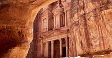 Fantastické Jordánsko privátním letadlem