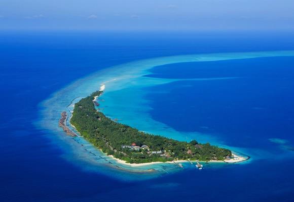Kuramathi Maldives ***