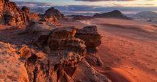 Jordánsko – velký okruh