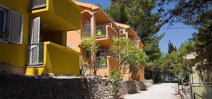 Apartmány Zelena Punta