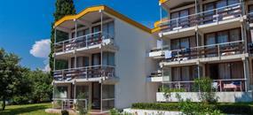 Hotel Pavilony Slaven