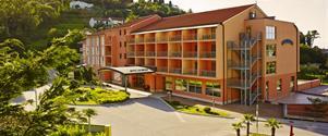 Hotel a apartmány Salinera Resort