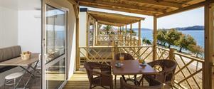 Mobilní domky Belvedere, Trogir