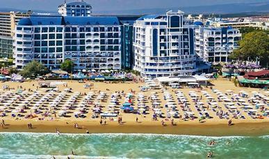 Hotel CHAIKA BEACH, letecky výhodně ****