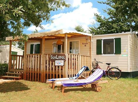 Mobilní domky Adriatic Kamp Umag