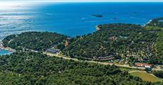 Mobilní domky Adriatic Kamp Bijela Uvala