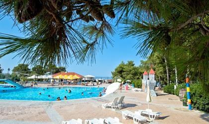 Mobilní domky Adriatic Kamp Zaton