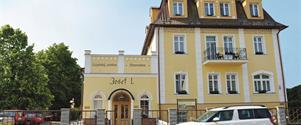 Lázeňský penzion Josef