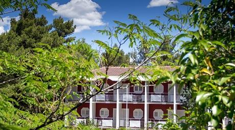 Hotel Rivijera ville (Regina, Klara)