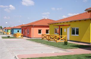 Apartmány Holiday Village