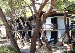 Rodinné bungalovy NEPTUN KLUB BAŠKA VODA - Ubytování 7-14 nocí