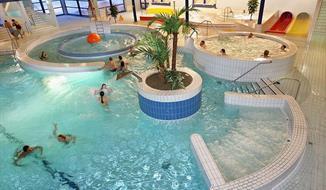 Hotel AQUA PARK - Ubytování s polopenzí + aquapark