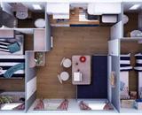 Mobilní domky ALAN - Ubytování