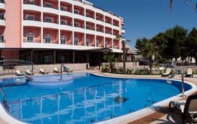 Hotel MIRAMARE - ubytování
