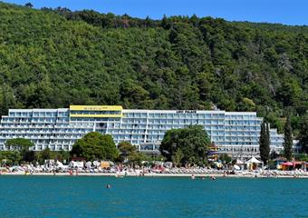 Hotel MIMOSA / LIDO PALACE - Ubytování