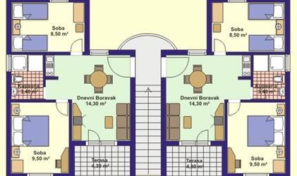 Apartmány URANIA - Ubytování