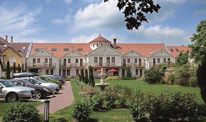 Hotel AMETISZT - Dovolená v Harkánech (10 nocí) se snídaní