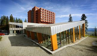 Hotel SOREA TRIGAN - Ubytování