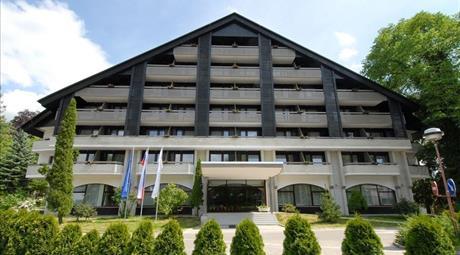 Hotel SAVICA GARNI - Ubytování na 1 noc s polopenzí