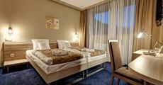 ALEXANDRA Wellness Hotel - Rodinný wellness pobyt (4 noci) s polopenzí