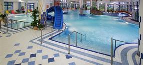 Wellness Hotel PATINCE - Wellness Aqua (4 noci) s polopenzí