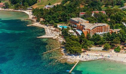 Hotel SOL UMAG for Plava Laguna - ubytování