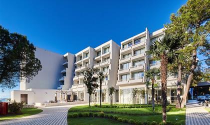 Hotel SOL SIPAR for Plava Laguna - ubytování