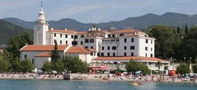 Hotel KAŠTEL - Ubytování