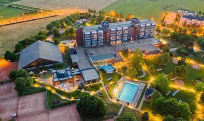 DANUBIUS HOTEL BÜK - Ubytování s all inclusive