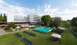 SPLENDID ENSANA Health Spa Hotel - Ubytování s polopenzí
