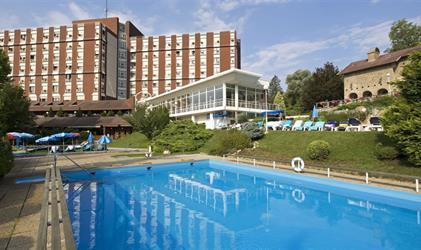 Ensana Thermal AQUA Health Spa Hotel - Ubytování s All inclusive