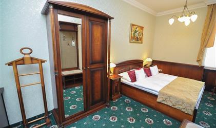 Hotel EGER - Ubytování