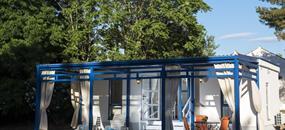 Mobilní domky MARKO POLO - Ubytování