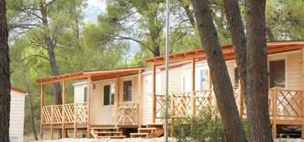Mobilní domky ADRIATIC KAMPOVI - Ubytování