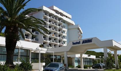 Hotel ALBATROS - Ubytování