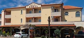 Hotel KORAL - ubytování