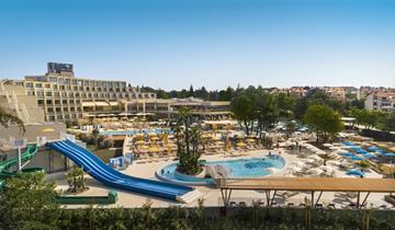 Hotel VALAMAR PARENTINO - ex. ZAGREB
