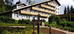 Hotel a depandance SRNÍ - Ubytování