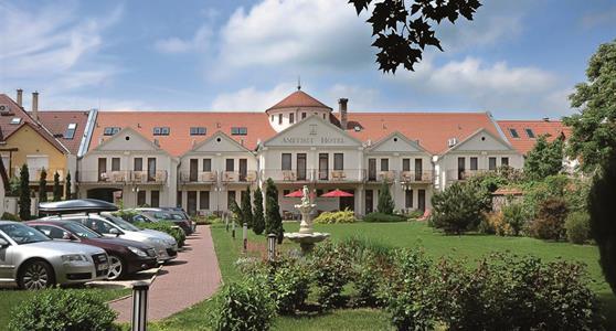 Hotel AMETISZT - Ubytování se snídaní