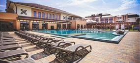 Caramell Premium Resort - Ubytování s polopenzí 2022