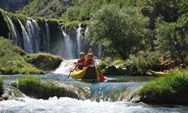 Kanoe v Chorvatsku