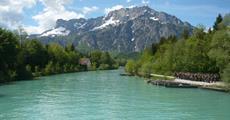Po rovině napříč Alpami KLASIK