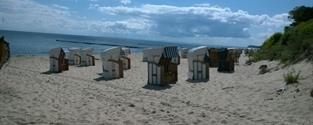 Baltská stezka - ostrov Usedom
