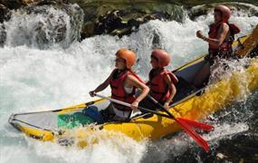 Kanoe na Balkánu, Bosna a Hercegovina