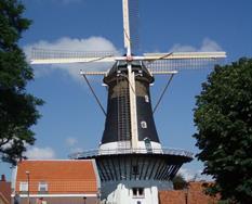 Holandsko na lodi a na kole
