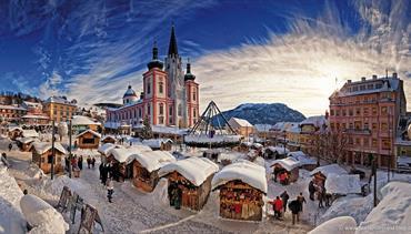 Advent v Mariazell